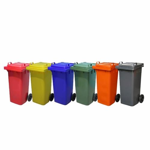 ถังขยะพลาสติกขนาด120 ลิตร